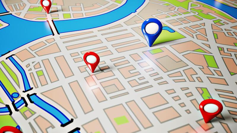 3D Google Map